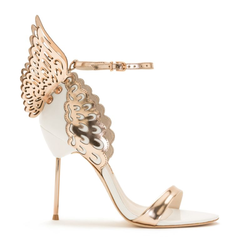 Sophia Webster butterfly detail sandals