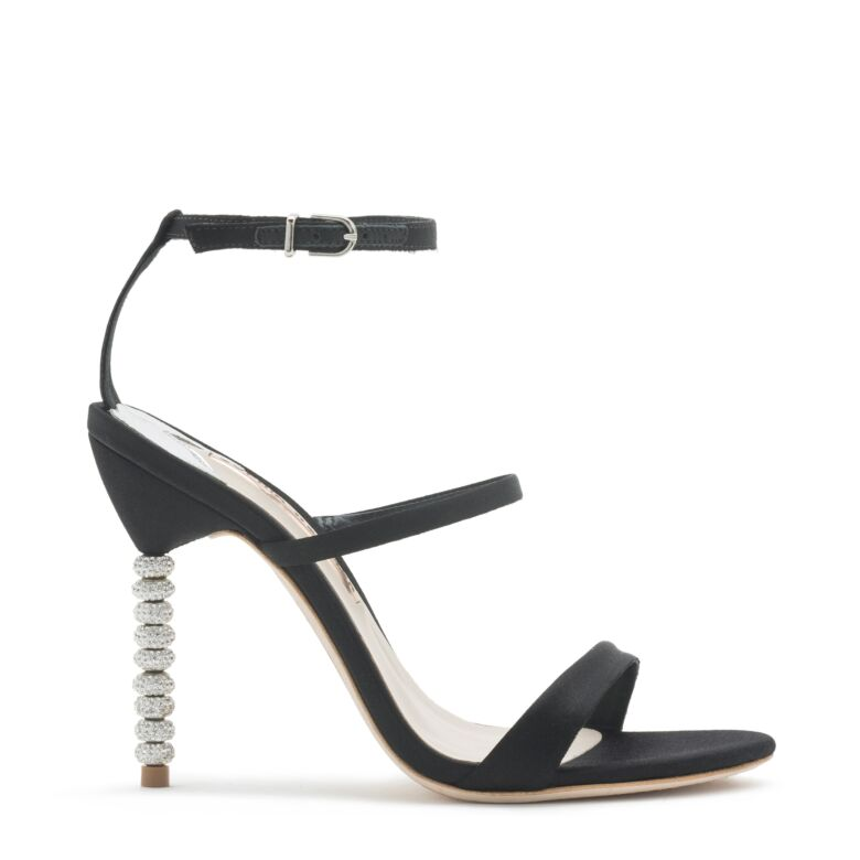 Rosalynd Crystal sandals - Black Sophia Webster wMNFpE5