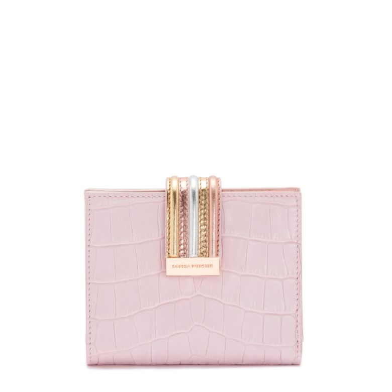 Sophia Webster Sw Compact Wallet