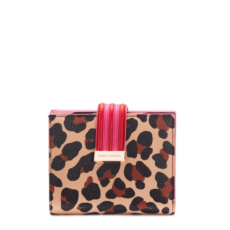 Sophia Webster Sw Compact Wallet