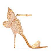Chiara Embellished Sandal Gold | Sophia