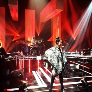 Yasmin on Jools Holland